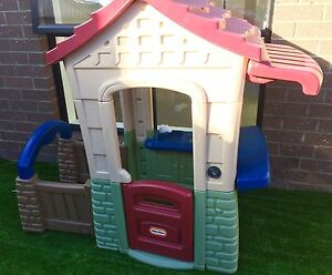 Little Tikes Cubby Play House Mernda Whittlesea Area Preview