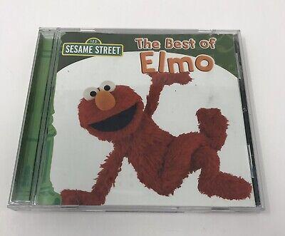 The Best of Elmo Sesame Street (CD, (The Best Of Elmo Cd)