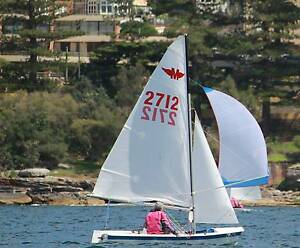Manly Junior Sailing Dinghy - Great Value Manly Manly Area Preview