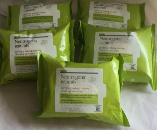 Neutrogena Naturals Purifying Makeup Remover Facial Cleansin