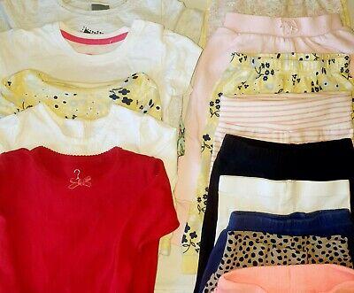 Baby girl 3-6 months clothes bundle Leggins tops t shirts 1pj