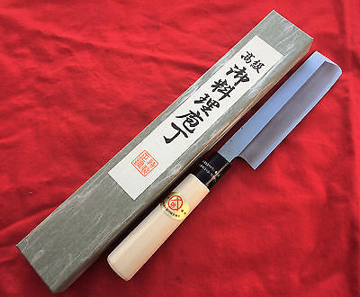 Japanese Blue Steel Usuba(vegetable) Knife 150mm made in Sakai