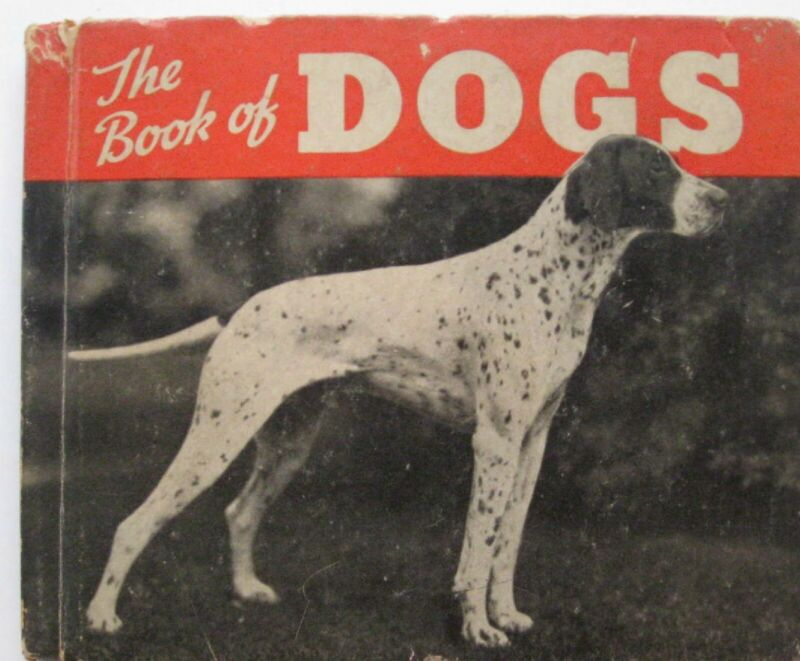 The Books Of Dogs 1936