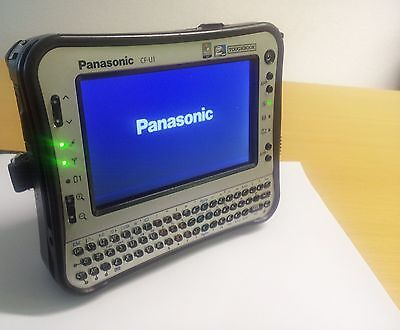 Panasonic Touch Screen (ULTRA KOMPAKTES TABLET PC PANASONIC TOUGHBOOK CF-U1 SSD TOUCHSCREEN UMTS STIFT )