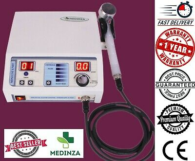 Ultrasonic Therapy Unit Ultrasound Physiotherapy 1 Mhz Multi Pain Relief Machine