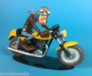 moto joe bar team ted debielle ducati 350 desmo 1 18 figurine ebay. Black Bedroom Furniture Sets. Home Design Ideas