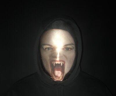 een mask lycra printed face mask slenderman (Slenderman Maske)