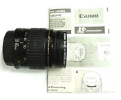 Canon 28-80MM Ultrasonic