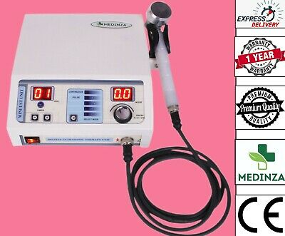 Professional Ultrasound Therapy 1 Mhz Pain Relief Electrotherapy Digital Machine
