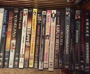 DVDs - Multiple Titles