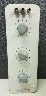 General Radio Company Type 1419 A Polystyrene Decade Capacitor I-24