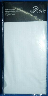 REVE Spannbettlaken - Spannbetttuch * weiß * 150 x 220 cm (1445 1120)