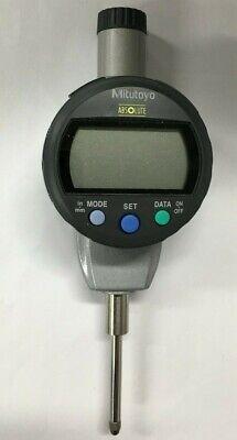 Mitutoyo 543-476b Digimatic Indicator 125.4mm Range .00050.01mm Resolution
