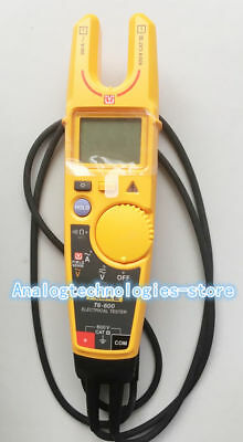 Fluke T6-600 600v Cat Iii Continuity And Current Electrical Tester