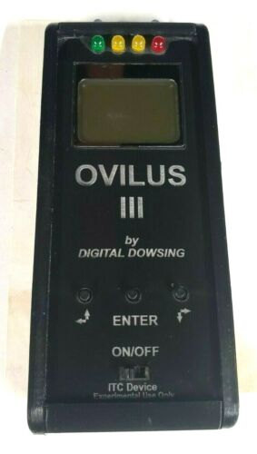 Ovilus III Experimental ITC Ghost Hunting Device by Digital Dowsing Spirit Box
