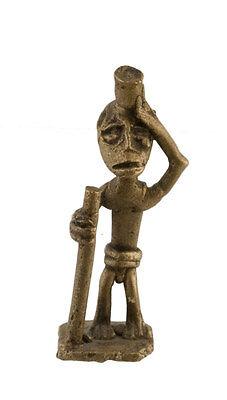 Figure, Figure African Bronze, Old-Lobi-Art African-Af 1083