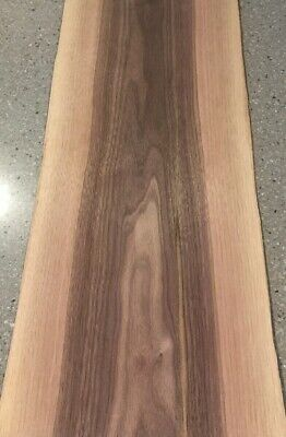Walnut Wood Veneer 5 Sheets 26 X 11 9 Sq Ft