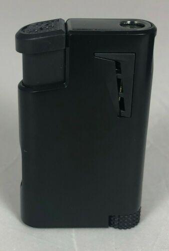 Xikar - XK1 Lighter - Single Jet Flame - BLACK 555BK -BRAND NEW