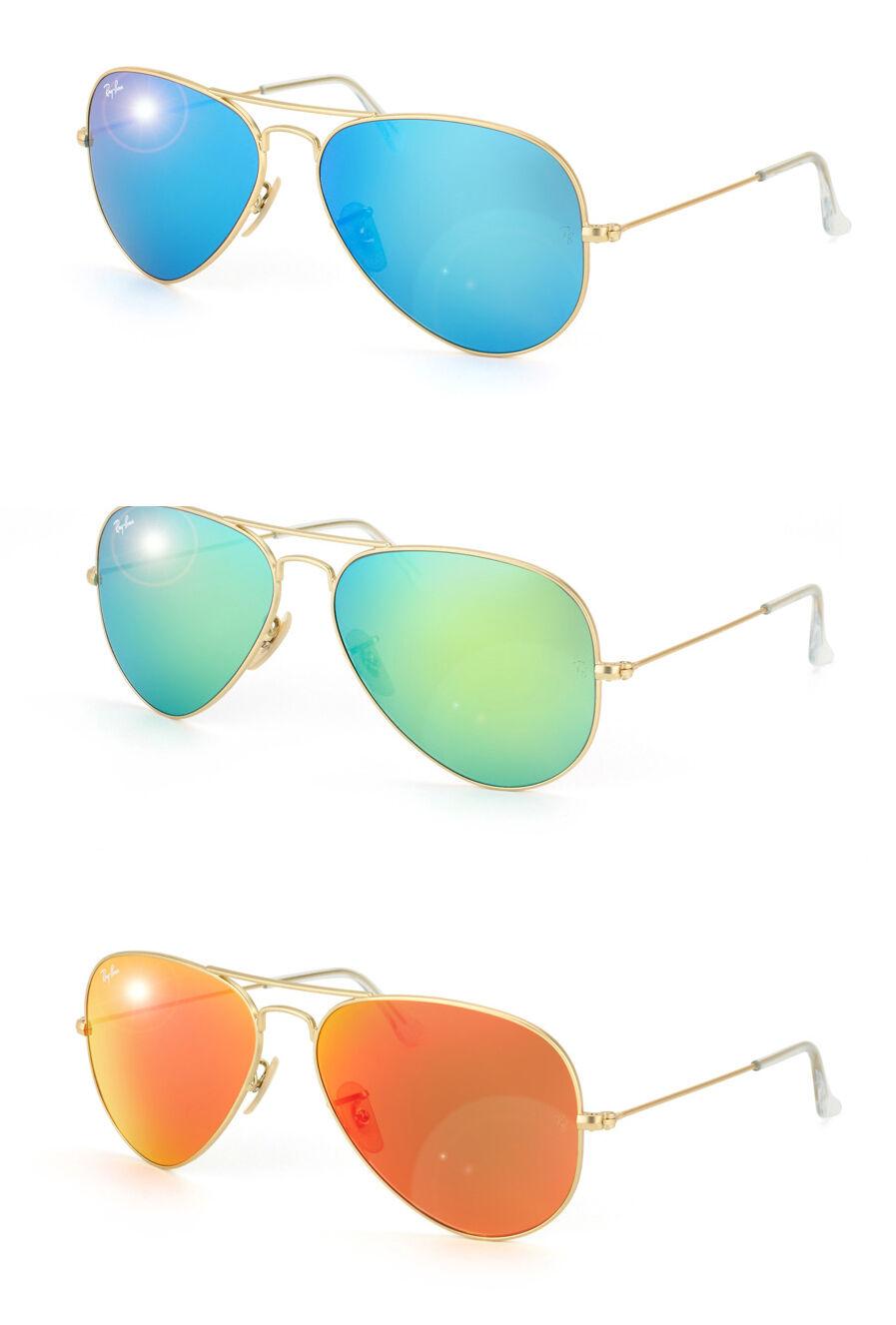 3690953b62 Brand New!! Ray-Ban Aviator Large Metal Sunglasses.. in Pakaian ...