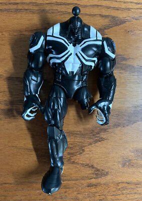 Marvel Legends Space Venom Wave BAF Pieces