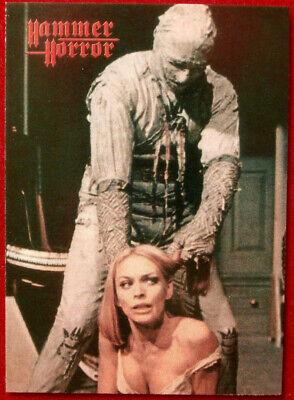 HAMMER HORROR - Series 2 - Card #162 - The Mummy's Shroud - Elizabeth Sellars