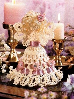 - EXQUISITE Little Lacy Angel/Decor/Crochet Pattern INSTRUCTIONS ONLY