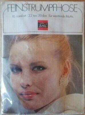 Vintage Retro Feinstrumpfhose DDR Esda, Damenstrumpfhose, Top, 20 den, Rar, XL online kaufen