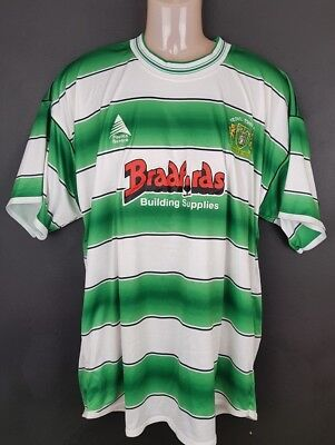 Yeovil Town 2005/07 Paulas Benara football soccer shirt jersey XL image