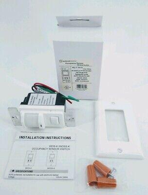 Preferred Industries Occupancy Sensor Pir Wall Switch 106793