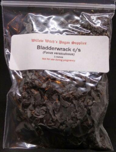Bladderwrack c/s 1 ounce Herb Wicca Hoodoo voodoo Witchcraft