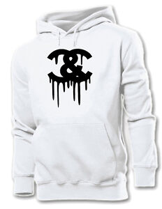 Unisex Boys Girls Cocaine And Caviar Crooks And Castles Black Symbol Hoodie Tops