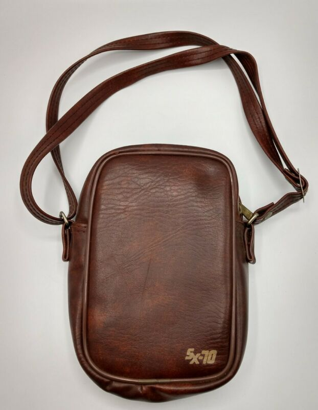 Vintage Leather Carrying Case for SX-70 Camera - CASE ONLY