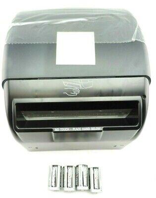Monogram Paper Towel Roll Dispenser Automatic Hands Free W Batteries 873794