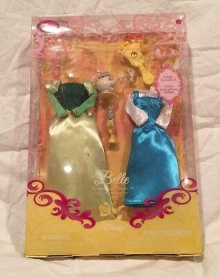 Princess Collection Belle Wardrobe & Friends Set Dress NEW (Disney Classic Friends Puppen)