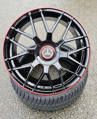 18 Zoll GT1 Felgen für Mercedes B C Klasse W257 W246 W205 A205 C205 Cabrio Coupe