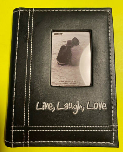 "2 Pioneer LLL-46 Photo Albums 36 Pocket 4x6"""
