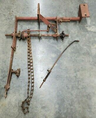 Ih 101 Side Dresser Countershaft Assembly Farmall Tractor Super A 100 130 140