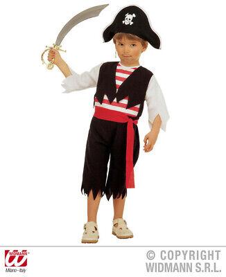 Piratenkostüm für Kinder - Piratenverkleidung Gr. 104 + - Kinder Piraten