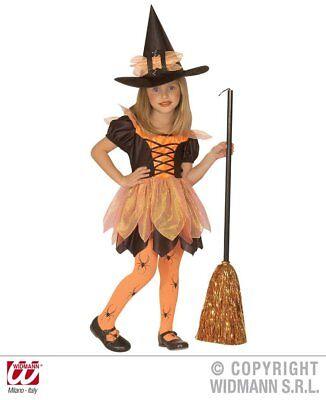 Kostüm Kinderkostüm hübsche Hexe Gr. - Hübsche Kostüm Kinder