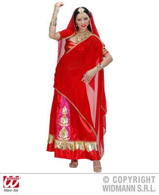 Kostüm Diva Bollywood Gr. S  Hollywood Verkleidung Dame