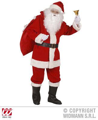 Box Kostüm (Santa Claus Kostüm in Box Gr. XL - Nikolaus Verkleidung Box Weihnachtsmann)