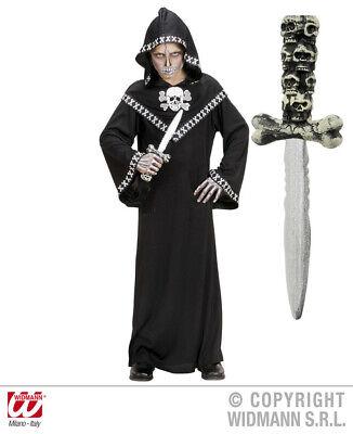 Dolch Messer Totenkopf Horror Spielzeug Zubehör Halloween ca. 30 cm Halloween Messer