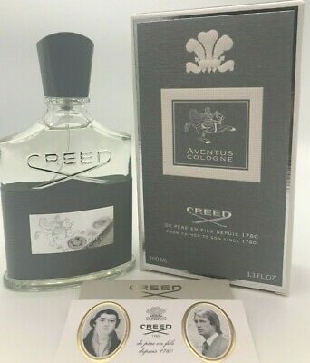 Creed Aventus COLOGNE 100ml / 3.3oz Batch 21R01 New & Fast Finescents!
