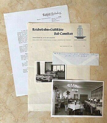 ORIGINAL HINDENBURG HEAD DINING STEWARD  EUGEN NUNNENMACHER AUTOGRAPHED ARCHIV