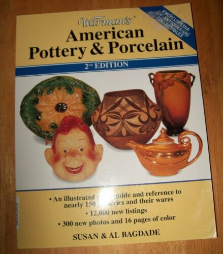 VINTAGE POTTERY / PORCELAIN PRICE GUIDE COLLECTOR