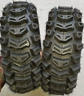 2 - 16x6.50-8 2 Ply Kenda K478 Xtrac Tires 16/6.50-8 658-...