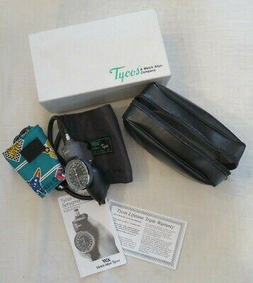 Welch Allyn Tycos Hand Aneroid Sphygmomanometers Blood Pressure Kit
