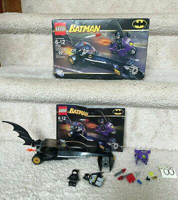 LEGO Batman #7779 The Batman Dragster Catwoman Pursuit (not complete)