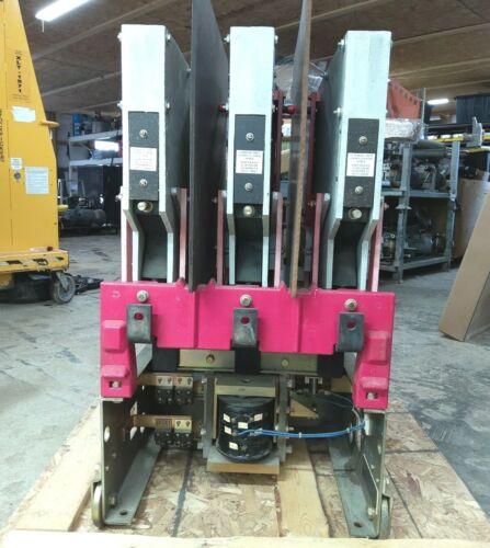 Allen Bradley Air Breaker High Voltage Contactor 1152 3 Phase 5000 Volt 400 A