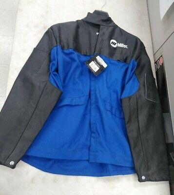 Miller 231083 30 Combo Clthle Welding Jacket Sz X-lrg